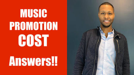 Music Promotion Cost