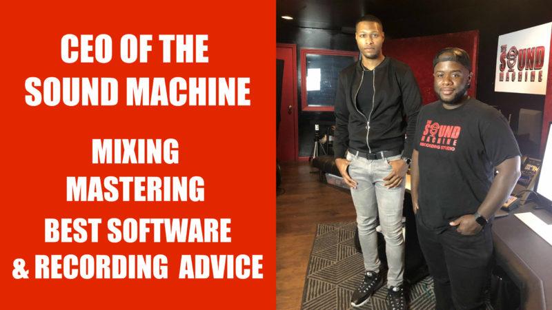 Atlanta Recording Studios Mixing Mastering