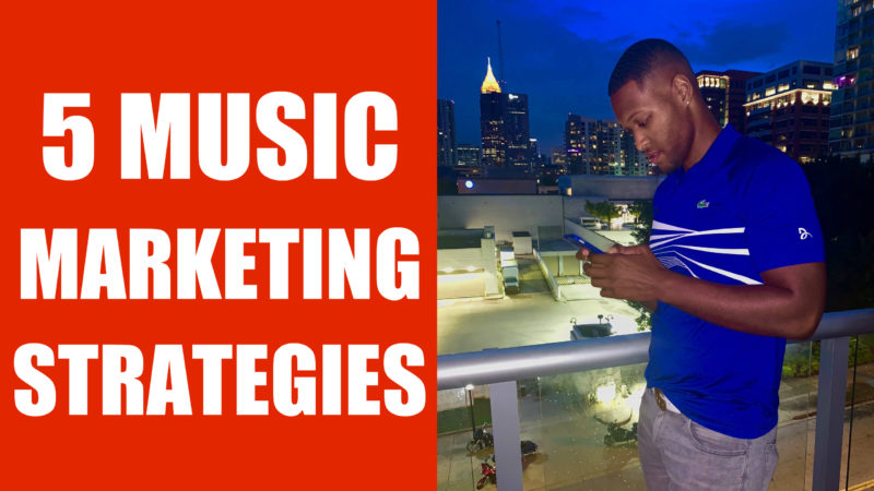 Real music marketing strategies