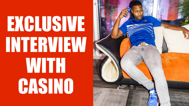 Casino Smooth Interview