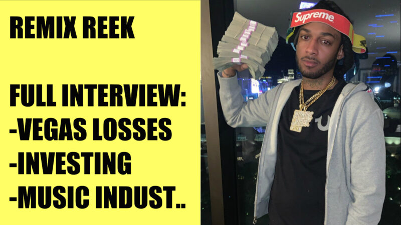Remix Reek Full Interview