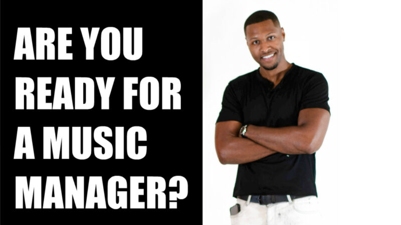 How to Get a Music Manager for Your Music Career